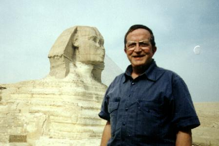 The Sphinx and I