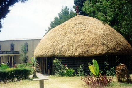 Example of native house