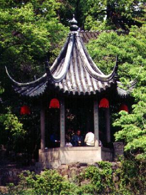 Pavillion on Tiger Hill