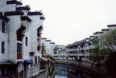 Canal near Zhonghua Gate