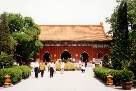 South Gate of the Lama Temple